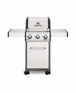 Broil King® Baron™ S320 - Stainless Steel - 3 Burner - Propane Gas Grill
