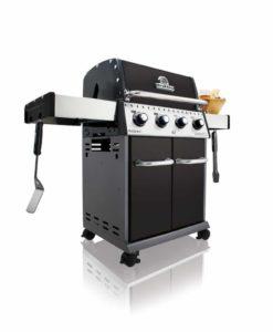 Broil King® Baron™ 420 - Black - 4 Burner - Propane Gas Grill