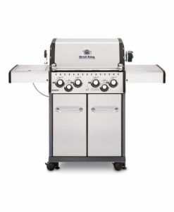 Broil King® Baron™ S490 - Stainless Steel - 4 Burner - Propane Gas Grill