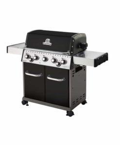 Broil King® Baron™ 590 - Black - 5 Burner - Propane Gas Grill