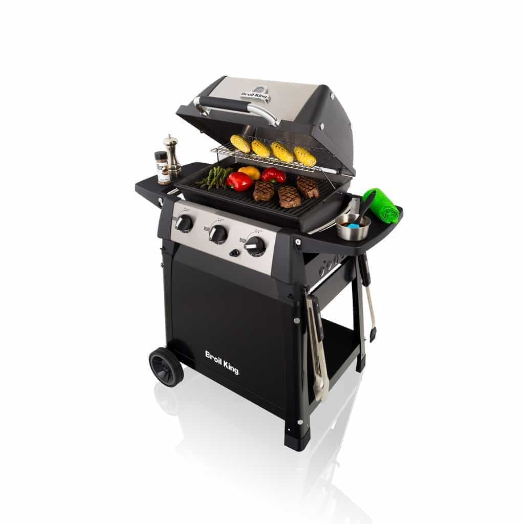 broil king porta chef 320 portable propane gas grill brooklin home hardware. Black Bedroom Furniture Sets. Home Design Ideas