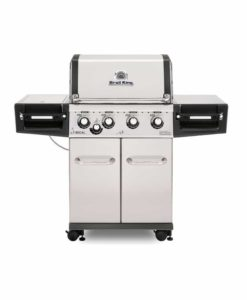 Broil King® Regal™ S440 Pro - Stainless Steel - 4 Burner - Propane Gas Grill