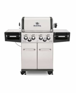 Broil King® Regal™ S490 Pro - Stainless Steel - 4 Burner - Propane Gas Grill