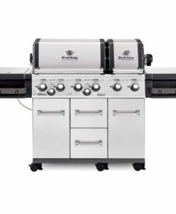 Broil King® Imperial™ XLS - Stainless Steel - 6 Burner - Propane Gas Grill
