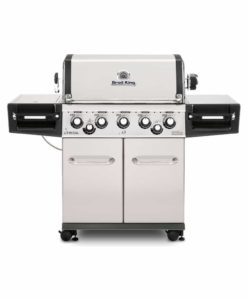 Broil King® Regal™ S590 Pro - Stainless Steel - 5 Burner - Propane Gas Grill