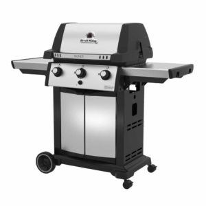 Broil King® Signet™ 320 - Stainless Steel - 3 Burner - Propane Gas Grill