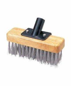 Traeger's Brillo Brush Scrubber