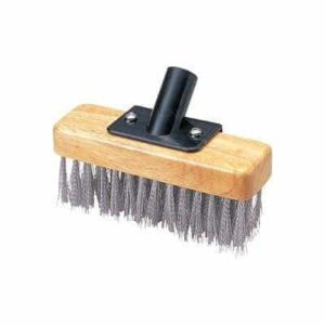 Traeger's Brillo Brush Scrubber