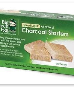 Natural Charcoal Starters for Big Green Egg