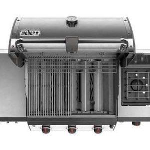 Genesis II LX S-340 Stainless Steel Propane