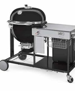 "Weber Summit Charcoal Grilling Center 24"" Black"
