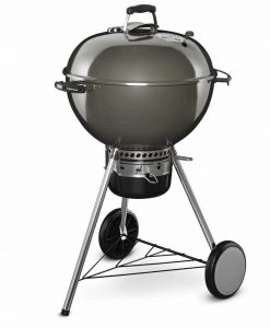 "Weber Master-Touch Charcoal Grill Smoke 22"" Limited Edition"