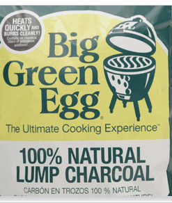 100% Natural Green Charcoal from Big Green Egg