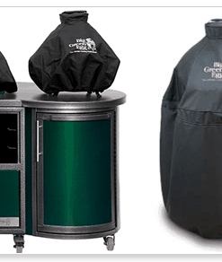 Cover for Large Green Egg with Nest Embroder