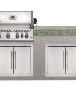 Napoleon Built-in Prestige® 500 with Infrared Rear Burner - Stainless Steel - Natural Gas