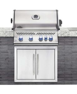 Napoleon Built-in Prestige PRO™ 500 with Infrared Rear Burner - Stainless Steel - Natural Gas