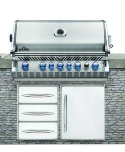 Napoleon Built-in Prestige PRO™ 665 with Infrared Rear Burner - Stainless Steel - Natural Gas