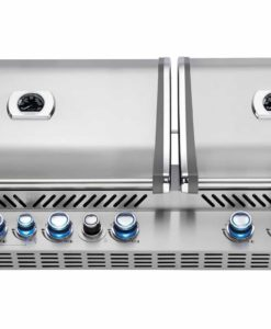 Napoleon Built-in Prestige PRO™ 825 with Infrared Rear Burner - Stainless Steel - Propane