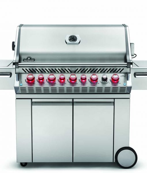 Napoleon Prestige PRO™ 665 with Infrared Rear and Side Burners - Stainless Steel - Propane