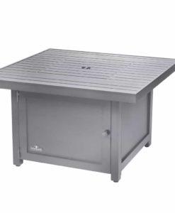 Napoleon Hamptons Square Patioflame® Table - Grey