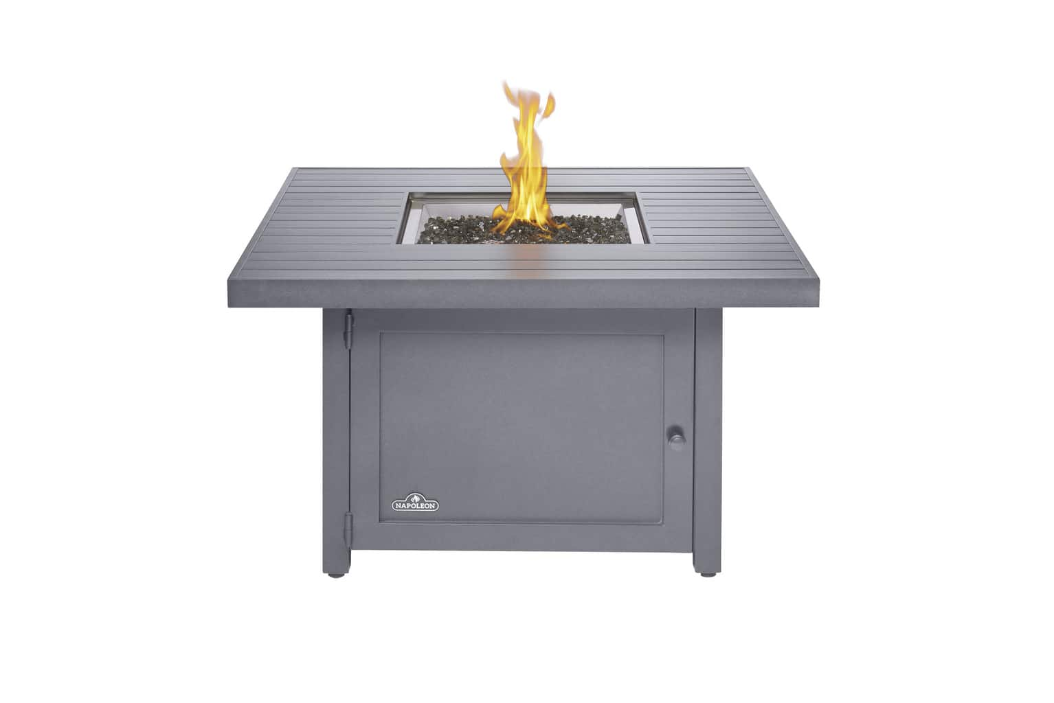 Napoleon Hamptons Square Patioflame® Table   Grey